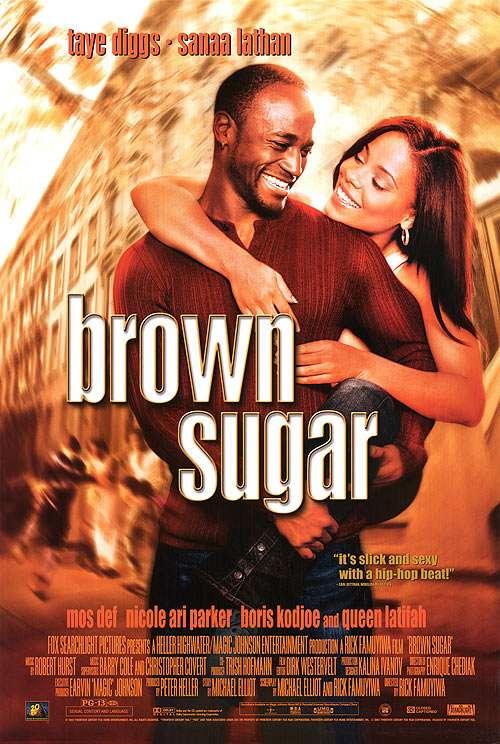 phim Brown Sugar 8 phim hay về rap đầy ý nghĩa
