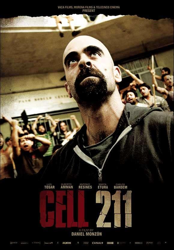 phim Cell 211 2009 10 phim hay về vượt ngục hay nhất mọi thời đại