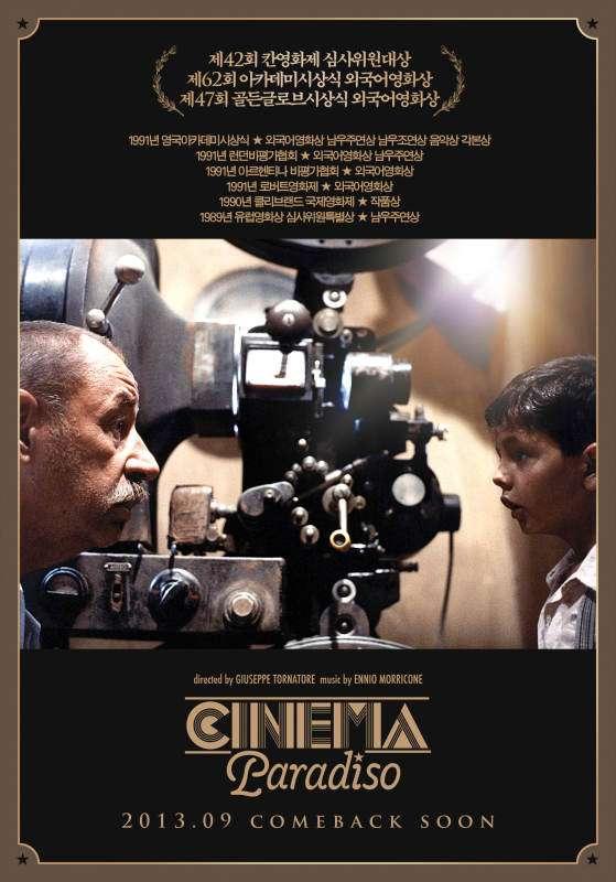 phim Cinema Paradiso 1990 10 phim hay về nước Ý lãng mạn đến bất ngờ