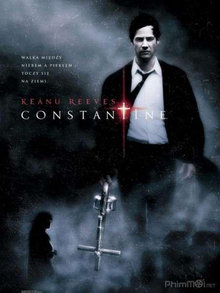 phim Constantine 2005 12 phim hay về quỷ dữ ám ảnh người xem