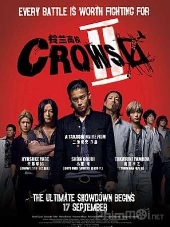 phim Crows Zero 2 2009 8 phim hay về Yakuza bạo lực và tàn khốc