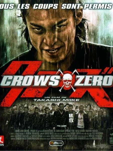 phim Crows Zero 2007 8 phim hay về Yakuza bạo lực và tàn khốc
