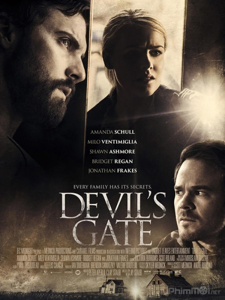 phim Devils Gate 2018 12 phim hay về quỷ dữ ám ảnh người xem