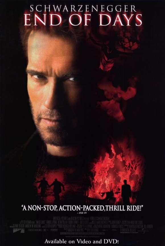 phim End of Days 12 phim hay về quỷ dữ ám ảnh người xem