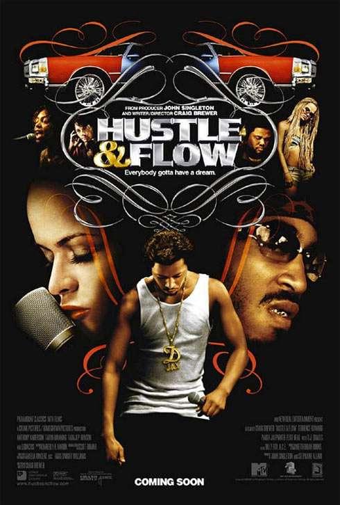 phim Hustle and Flow 2005 8 phim hay về rap đầy ý nghĩa
