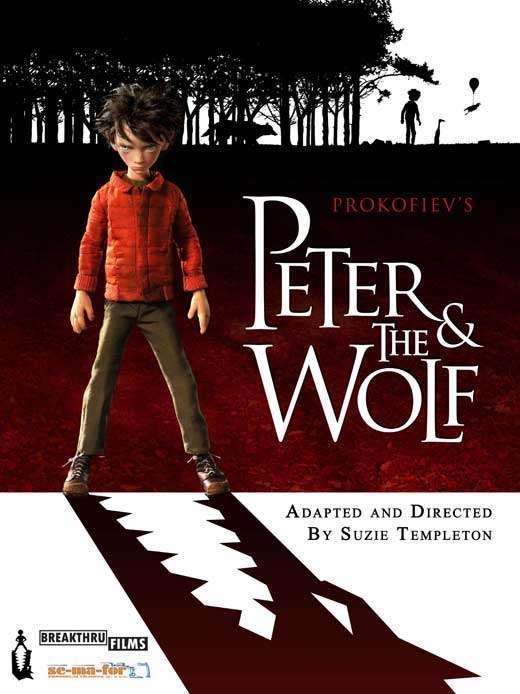 phim Peter and the Wolf 2006 5 phim hay về loài sói khôn ngoan và mạnh mẽ