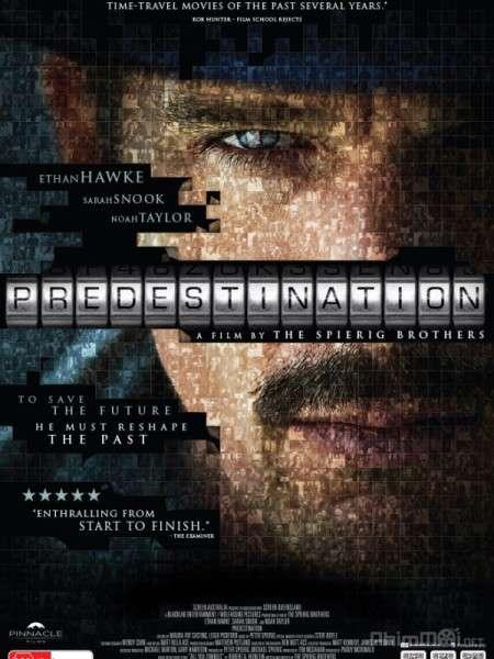 phim Predestination 2014 10 phim hay về vòng lặp thời gian hack não người xem