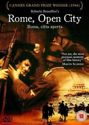phim Rome Open City 10 phim hay về nước Ý lãng mạn đến bất ngờ