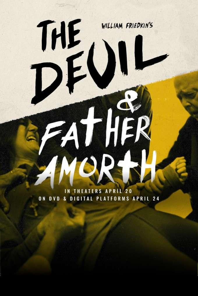 phim The Devil and Father Amorth 12 phim hay về quỷ dữ ám ảnh người xem