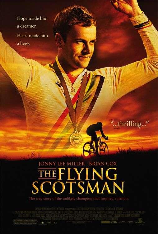 phim The Flying Scotsman 6 phim hay về xe đạp truyền cảm hứng cuộc sống