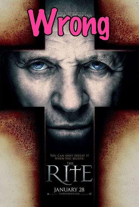 phim The Rite 2011 12 phim hay về quỷ dữ ám ảnh người xem