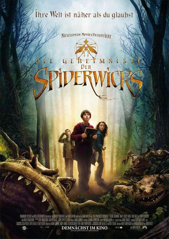phim The Spiderwick Chronicles 7 phim hay về rừng xanh hùng vĩ