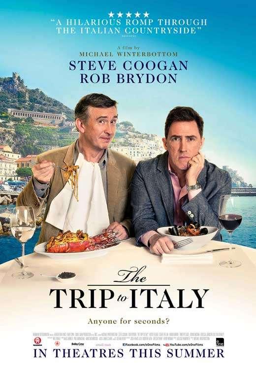 phim The Trip to Italy 10 phim hay về nước Ý lãng mạn đến bất ngờ