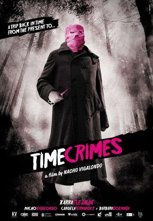 phim Timecrimes 2007 10 phim hay về vòng lặp thời gian hack não người xem