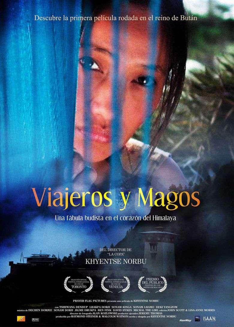 phim Travellers and Magicians 8 phim hay về phật giáo khai mở đạo tâm