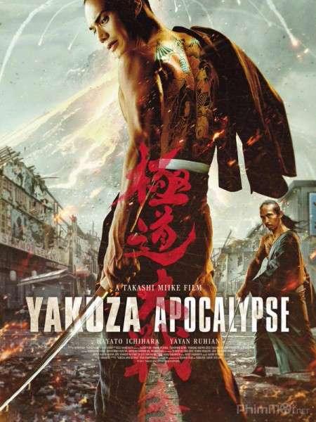 phim Yakuza Apocalypse The Great War Of The Underworld 2015 8 phim hay về Yakuza bạo lực và tàn khốc