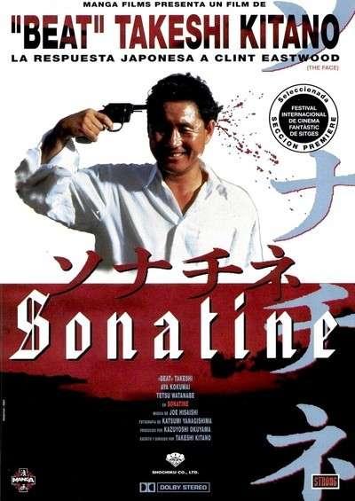 phim sonatine 8 phim hay về Yakuza bạo lực và tàn khốc