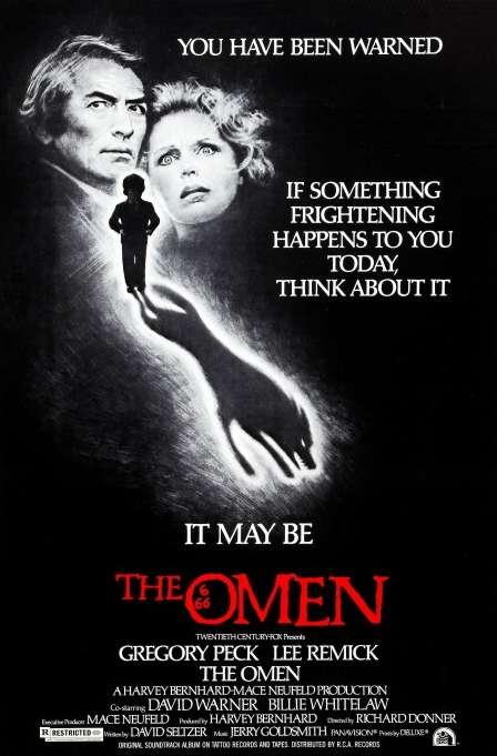 phim the omen 12 phim hay về quỷ dữ ám ảnh người xem