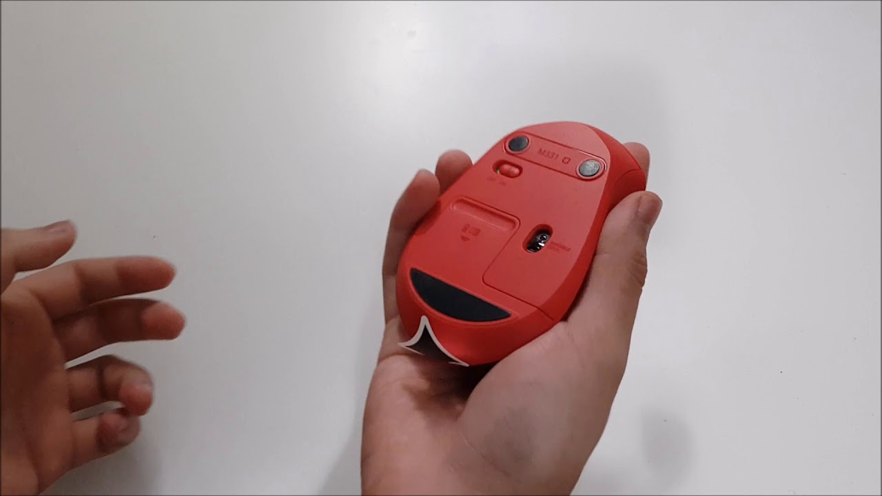 logitech m331 pin 24 thang Đánh giá chuột không dây Logitech M331 Silent Plus