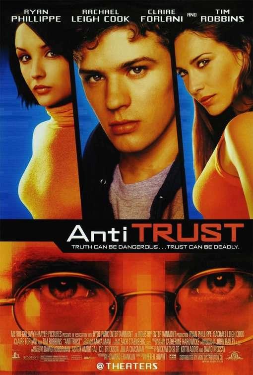 phim Antitrust 7 phim hay về IT (Information Technology) đáng xem