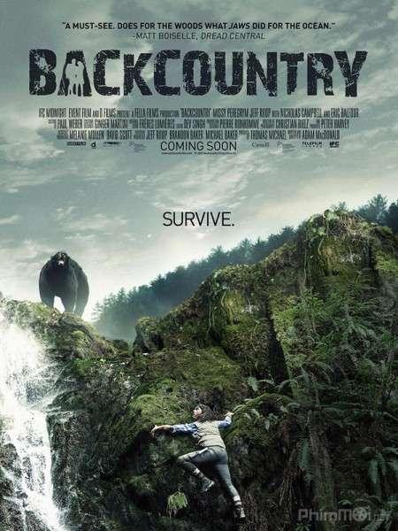 phim Backcountry 2014 5 phim hay về loài gấu đáng xem