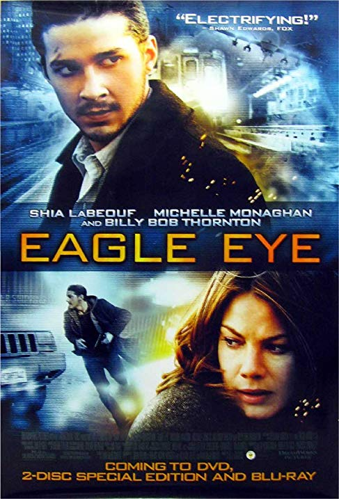phim Eagle Eye 7 phim hay về IT (Information Technology) đáng xem
