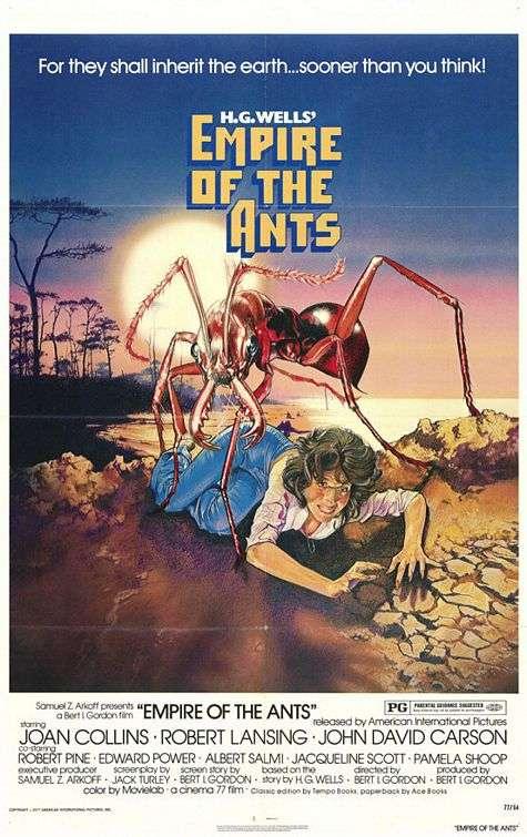 phim Empire of the Ants 7 phim hay về loài kiến đáng xem