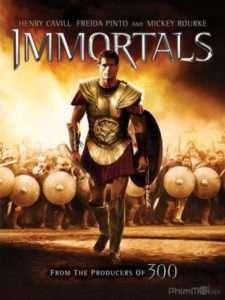 phim Immortals 2011 225x300 10 phim hay về sự bất tử mang đến cho người xem những chiêm nghiệm về sự cô độc hay ý nghĩa tồn tại của nhân sinh con người