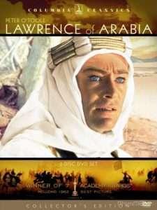 phim Lawrence of Arabia 1962 225x300 12 phim hay về lịch sử đáng xem trong đời