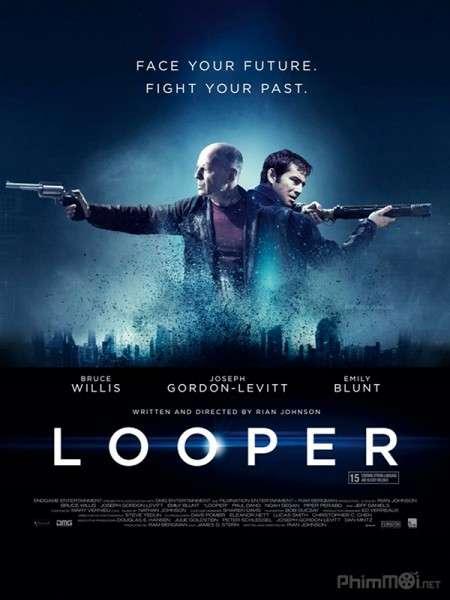 phim Looper 2012 7 phim hay về xuyên không nổi bật nhất