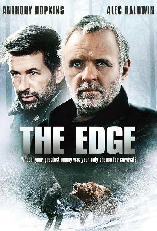 phim The Edge 1997 5 phim hay về loài gấu đáng xem