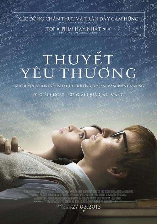 phim The Theory of Everything 8 phim hay về toán học tạo động lực mạnh mẽ