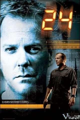 phim 24 Hours Season 10 phim hay về ám sát tổng thống gây cấn đến nghẹt thở