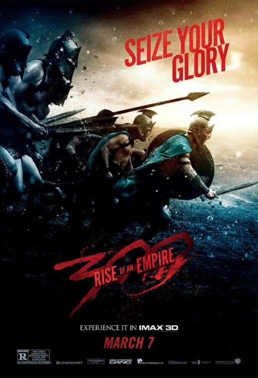 phim 300 Rise of an Empire poster 7 phim hay về Ba Tư hưng thịnh và hùng mạnh