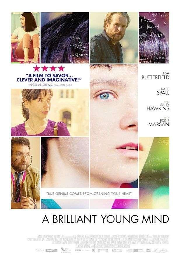 phim A Brilliant Young Mind 8 phim hay về toán học tạo động lực mạnh mẽ