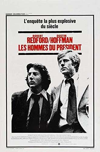 phim All The Presidents Men 7 phim hay về nghề báo xoay quay những sự kiện có thật
