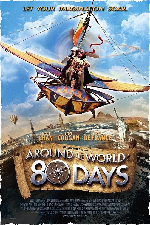 phim Around the World in 80 Days 7 phim hay về kiến trúc không thể bỏ qua