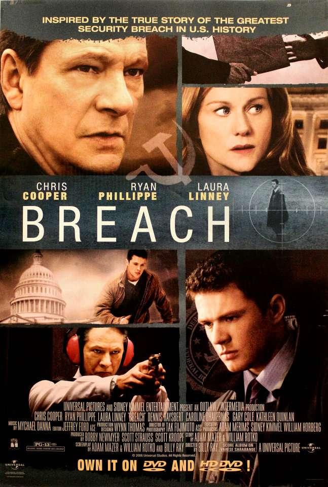 phim Breach 8 phim hay về FBI đầy hấp dẫn và lôi cuốn người xem