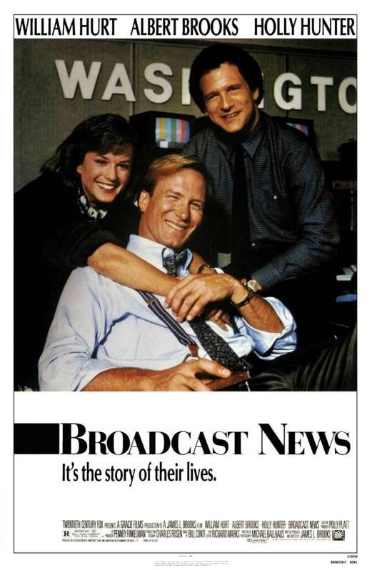 phim Broadcast News 1987 7 phim hay về nghề báo xoay quay những sự kiện có thật