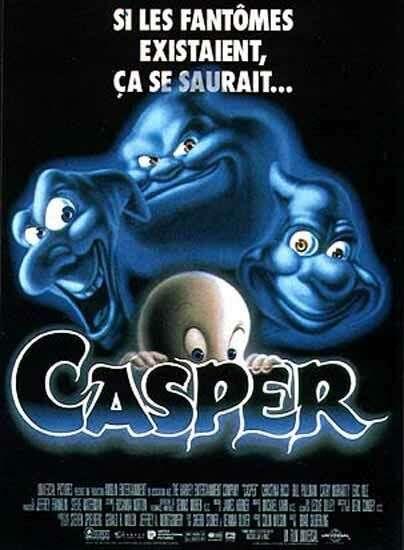 phim Casper 1995 8 phim hay về Halloween vừa đáng sợ vừa hài hước