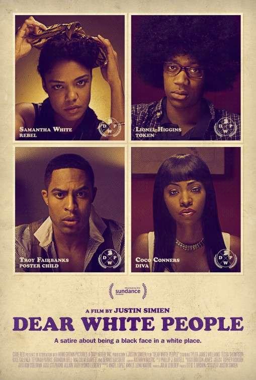 phim Dear White People 7 phim hay về nghề báo xoay quay những sự kiện có thật