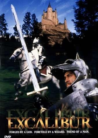 phim Excalibur 1981 9 phim hay về chiến tranh Trung Cổ bao quát tất cả huyền sử