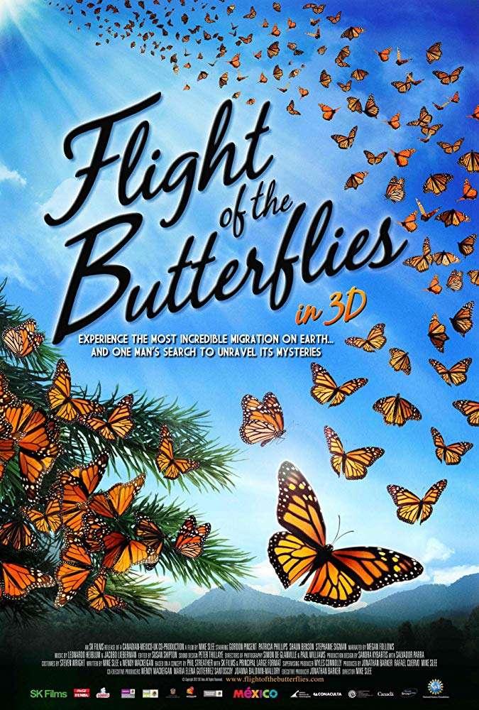 phim Flight of the Butterflies 2012Flight of the Butterflies 2012 3 phim hay về loài bướm đầy thú vị