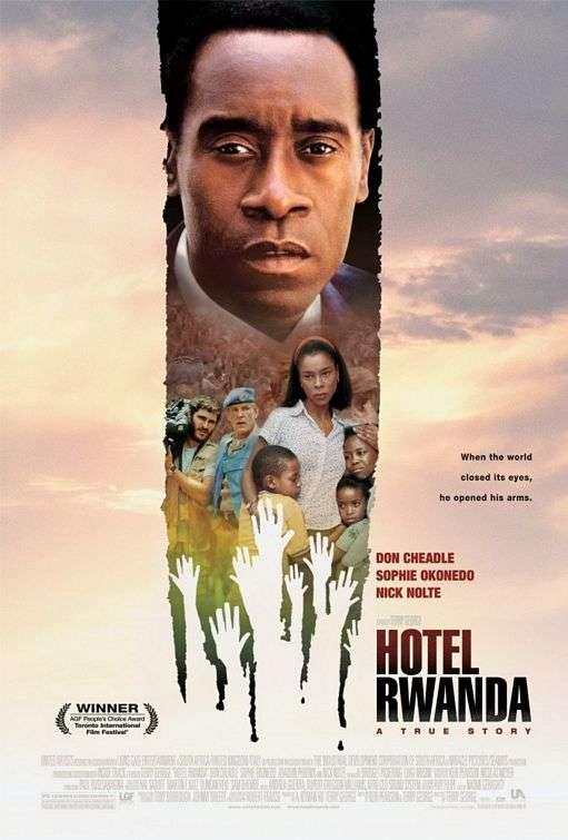 phim Hotel Rwanda 12 phim hay về Châu Phi đáng xem