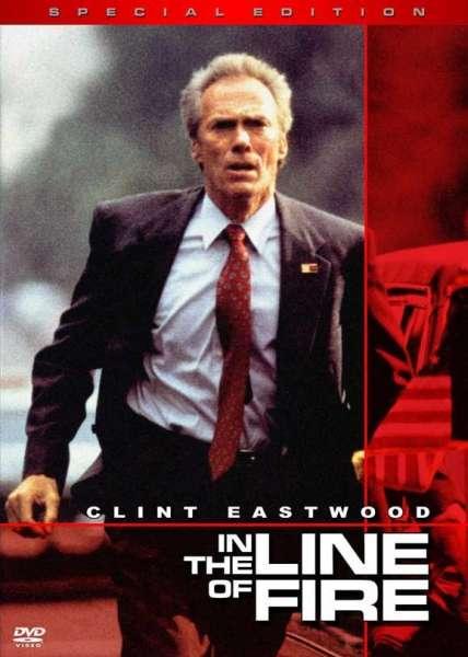 phim In The Line Of Fire 10 phim hay về ám sát tổng thống gây cấn đến nghẹt thở