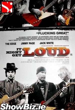 phim It Might Get Loud 8 phim hay về guitar cho bạn động lực to lớn để theo đuổi niềm đam mê