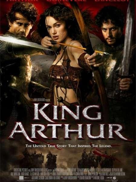 phim King Arthur 2004 9 phim hay về chiến tranh Trung Cổ bao quát tất cả huyền sử