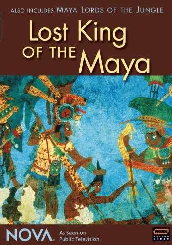 phim Lost King of the Maya 4 phim hay về đế chế Maya cổ đại