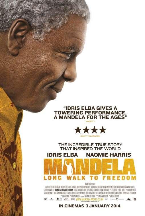 phim Mandela Long Walk to Freedom 2013 12 phim hay về Châu Phi đáng xem