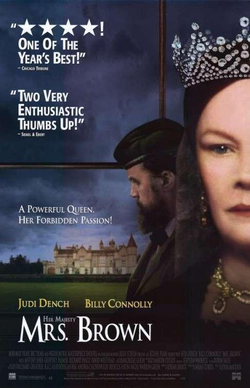 phim Mrs. Brown 1997 9 phim hay về hoàng gia chứa đựng nhiều bí ẩn